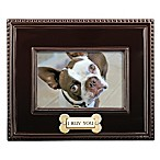 Grasslands Road® 4-Inch x 6-Inch  I Ruv You  Picture Frame in Brown