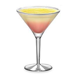 Prodyne Acrylic 10-Ounce Iced Martini™ Glasses (Set of 2)