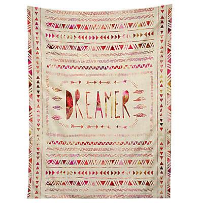 "Deny Designs Bianca Green ""Dreamer"" Tapestry in Pink"
