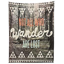 Deny Designs Wesley Bird Wander Tapestry