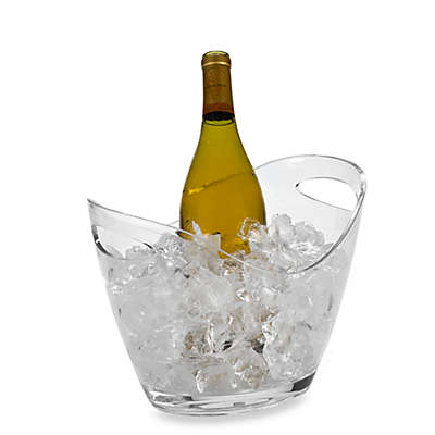 Prodyne Acrylic Vino Gondola Wine Bucket