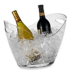 Prodyne Acrylic Vino Gondola Party Tub