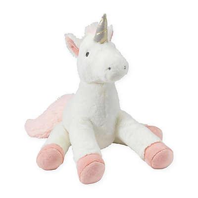 Lambs & Ivy® Dawn Unicorn Plush Toy in Pink/Gold