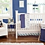 Part of the My Baby Sam Follow Your Arrow Crib Bedding Collection