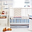 Part of the My Baby Sam First Mate Crib Bedding Collection