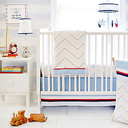 My Baby Sam First Mate Crib Bedding Collection