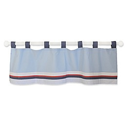 My Baby Sam First Mate Window Valance