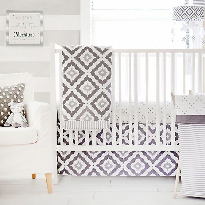 Alternate image 1 for My Baby Sam Imagine 3-Piece Crib Bedding Set