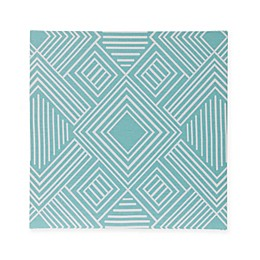 Glenna Jean Soho Print Wall Art in Aqua