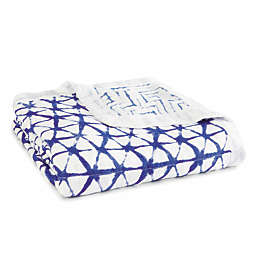 aden + anais® Silky Soft Dream Blanket™ in Ancient Indigo
