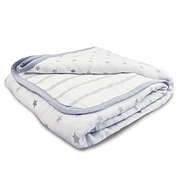 aden® by aden + anais® Classic Dream Blanket in Dove