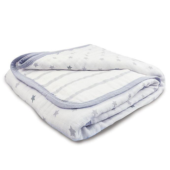 Alternate image 1 for aden + anais™ essentials Classic Dream Blanket in Dove