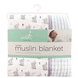 aden + anais™ essentials Elephant Muslin Dream Blanket
