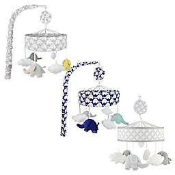 Just Born® Mix & Match Classic Collection Animal Musical Mobile