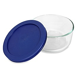 Pyrex® 2-Cup Round Bowl with Lid