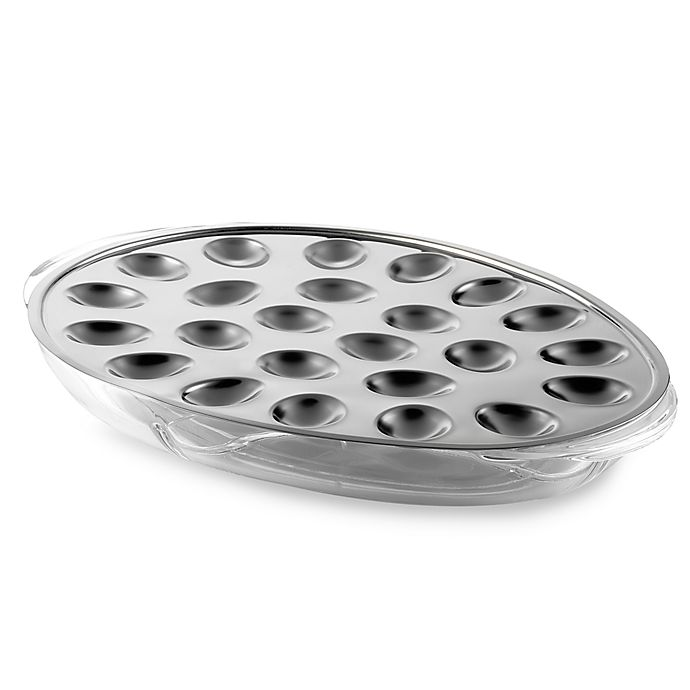 Alternate image 1 for Prodyne Iced Eggs™ 2-Piece Set