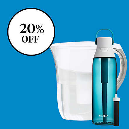 Save on Brita® Pitchers and Bottles for the New School Year. Shop Now