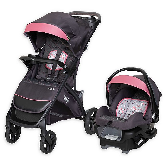 Alternate image 1 for Baby Trend® MUV® Tango™ PRO Travel System