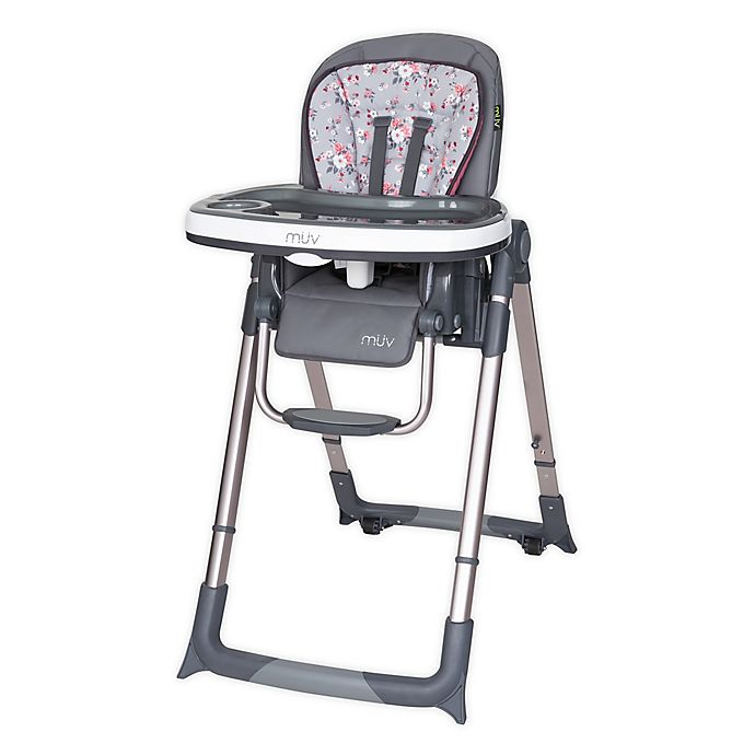 Alternate image 1 for Baby Trend® MUV® 7-in-1 Feeding Center High Chair in Jaclyn