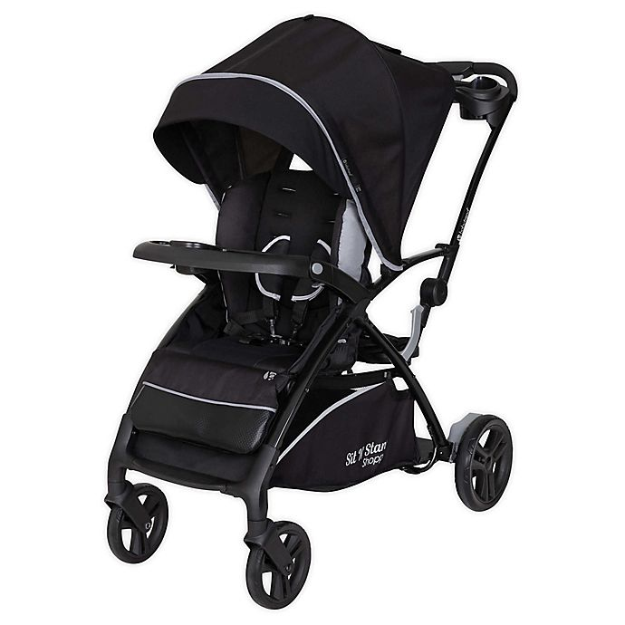 Alternate image 1 for Baby Trend® Sit N' Stand® 5-in-1 Shopper Stroller