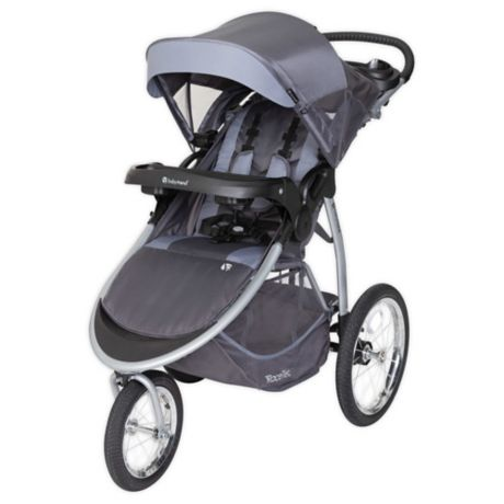 Baby Trend Expedition Race Tec, Baby Trend Jogging Stroller Chicco Car Seat