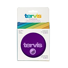 Tervis® 10 oz. Straw Lid in Royal Purple
