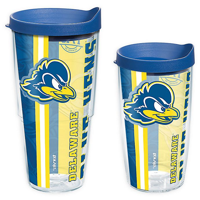 Alternate image 1 for Tervis® University of Delaware Blue Hens Pride Wrap with Lid