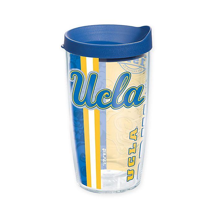 Alternate image 1 for Tervis® UCLA Bruins 16 oz. Pride Wrap with Lid