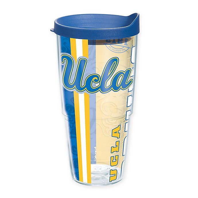 Alternate image 1 for Tervis® UCLA Bruins 24 oz. Pride Wrap with Lid