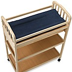 bb Basics Changing Pad Cover in Navy