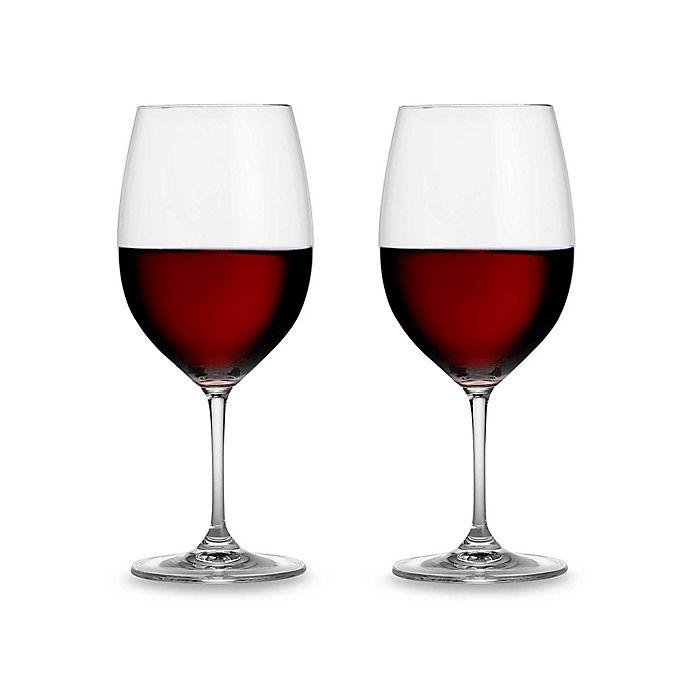 Alternate image 1 for Riedel® Vinum Cabernet Sauvignon/Merlot (Bordeaux) Wine Glasses (Set of 2)