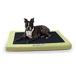K&H® Comfy n' Dry Medium Indoor/Outdoor Bed in Lime Green