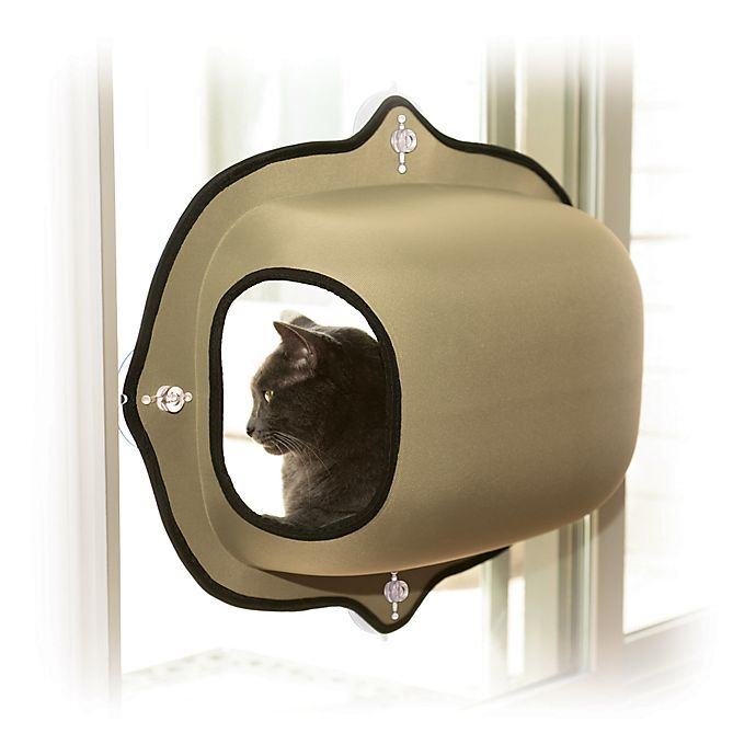 Alternate image 1 for K&H® EZ Mount Window Pod™ in Tan