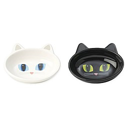 PetRageous Designs® Frisky Kitty Pet Bowl