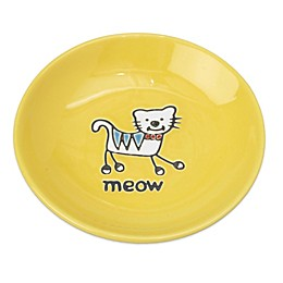 Silly Kitty Pet Saucer