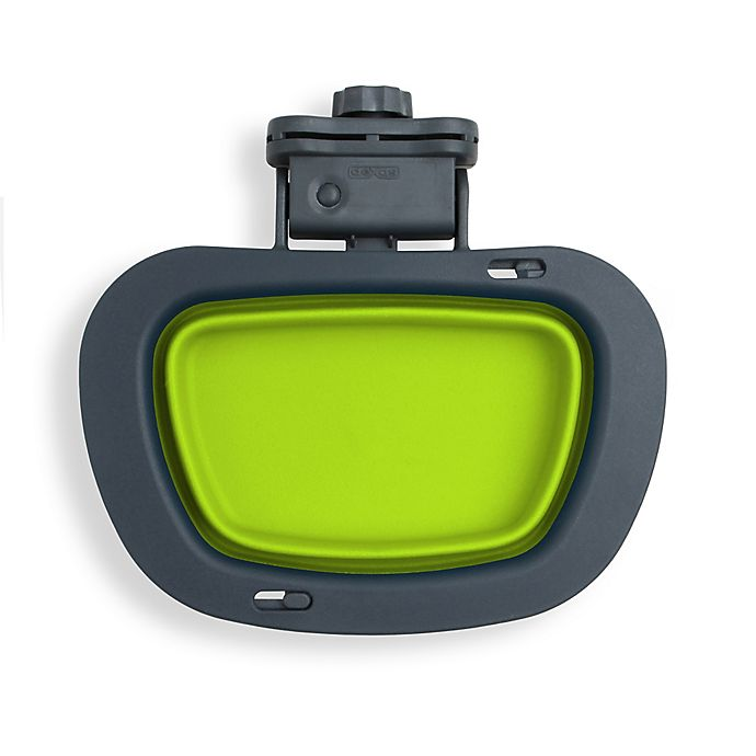 Alternate image 1 for Large Collapsible Kennel Bowl in Green