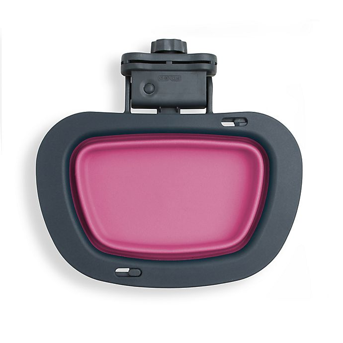 Alternate image 1 for Large Collapsible Kennel Bowl in Pink