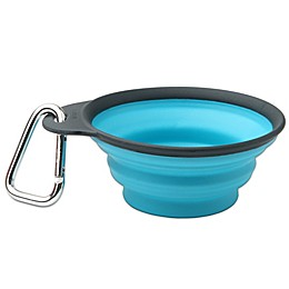 Collapsible Travel Cup with Carabiner
