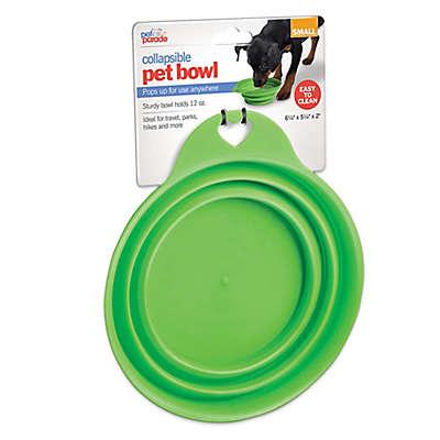 Large Collapsible Pet Bowl