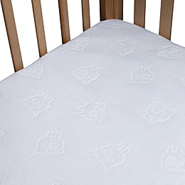 bb Basics Waterproof Fitted Crib Pad Cover
