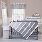 Trend Lab® Ombre Grey 5-Piece Crib Bedding Set