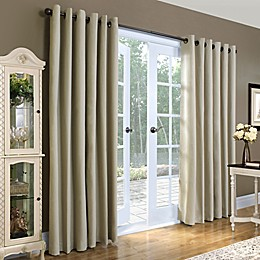 Thermalogic® Weathermate 2-Pack 84-Inch Double-Width Grommet Top Window Curtain Panels