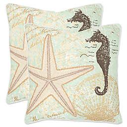 Seafoam Throw Pillows Bed Bath Beyond