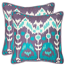 Safavieh Manhattan Throw Pillows (Set of 2)