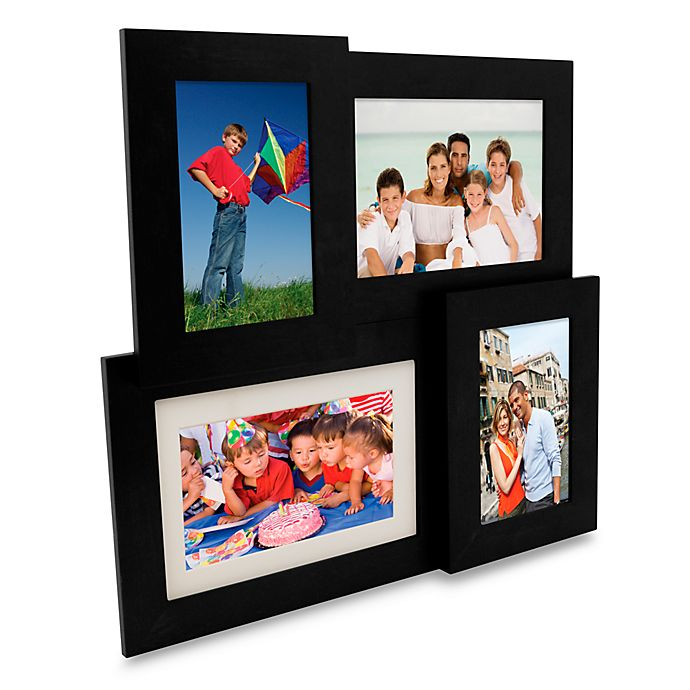 7 Inch Lcd Digital Collage Photo Frame Bed Bath Beyond