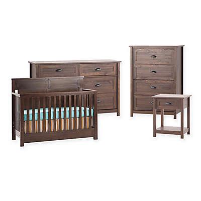 Child Craft® Abbott™ Nursery Furniture Collection in Walnut