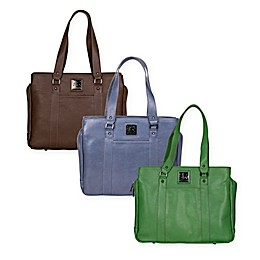 Kenneth Cole Triple Compartment Business Tote