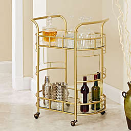 Silverwood Sinclair Serving Cart