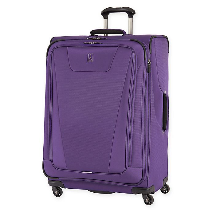 879cd78c6 TravelPro® Maxlite® 4 29-Inch Spinner Checked Luggage | Bed Bath ...