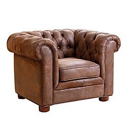 Abbyson Living® Kids Tufted Armchair
